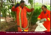 Thai firemen catch as many snakes as fight fires