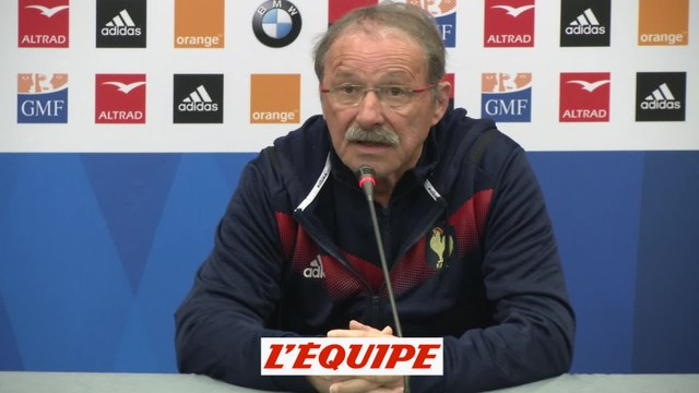 Brunel «Guirado sera là pour soutenir l'équipe» - Rugby - Tournoi - Bleus