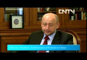 China through the Eyes of Foreign Ambassadors - Tadeusz Chomicki, Ambassador of Poland to China.mp4
