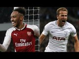 Arsenal v Spurs (NLD) | Aubameyang vs Harry Kane! | Feat WeAreTottenhamTV