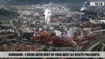 Le 18:18 - L'usine Alteo annonce la fin des rejets polluants dans le Parc national des Calanques