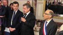 """Sarkozy à propos de Darmanin: """"Gérald est mon ami, il est fidèle"""""""