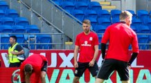 Ryan Giggs names Wales squad