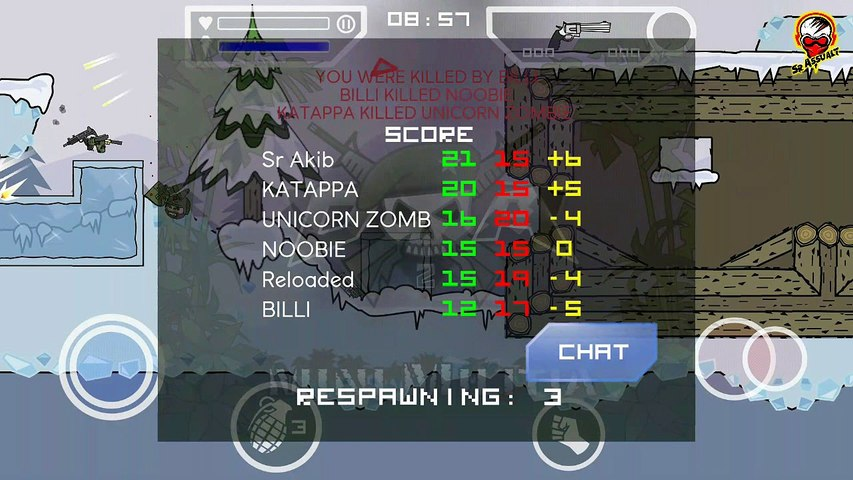 hack doodle army 2 v 2.2 15