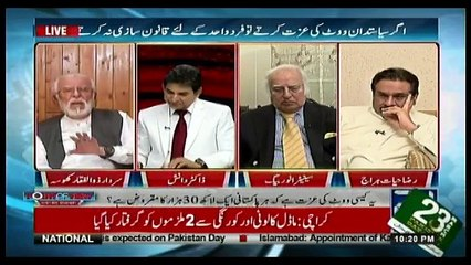 Point of View With Dr. Danish - 15th March  2018