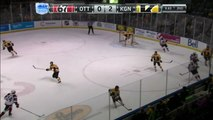 OHL Kingston Frontenacs - Nyman and Vilardi work the Give and Go