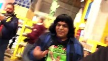 TOYSRUS TIMES SQUARE NYC Vlogging GRIMS TOY SHOW INSANITY!