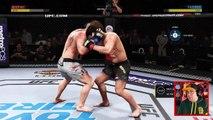 EA SPORTS UFC 3 T.2#15   SUPER LUTA DE TITÃS