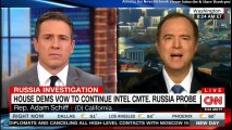 Rep. Adam Schiff on House DEMS to continue Intel Committee Russia Probe. #DEMS #RussiaProbe