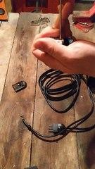 come collegare una presa di corrente alla prolunga