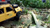 15 Trucks Mudding!! Honcho Land Cruiser Defender 90 D110 Dingo Wraith Jeep