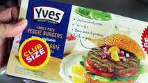 VEGAN FANTASTIC BURGER (飯tastic Burger/Rice Burger) | Marys Test Kitchen