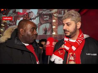 Arsenal 3-1 AC Milan | Thursday Night Football Is Not Our Level (Russian Gooner)