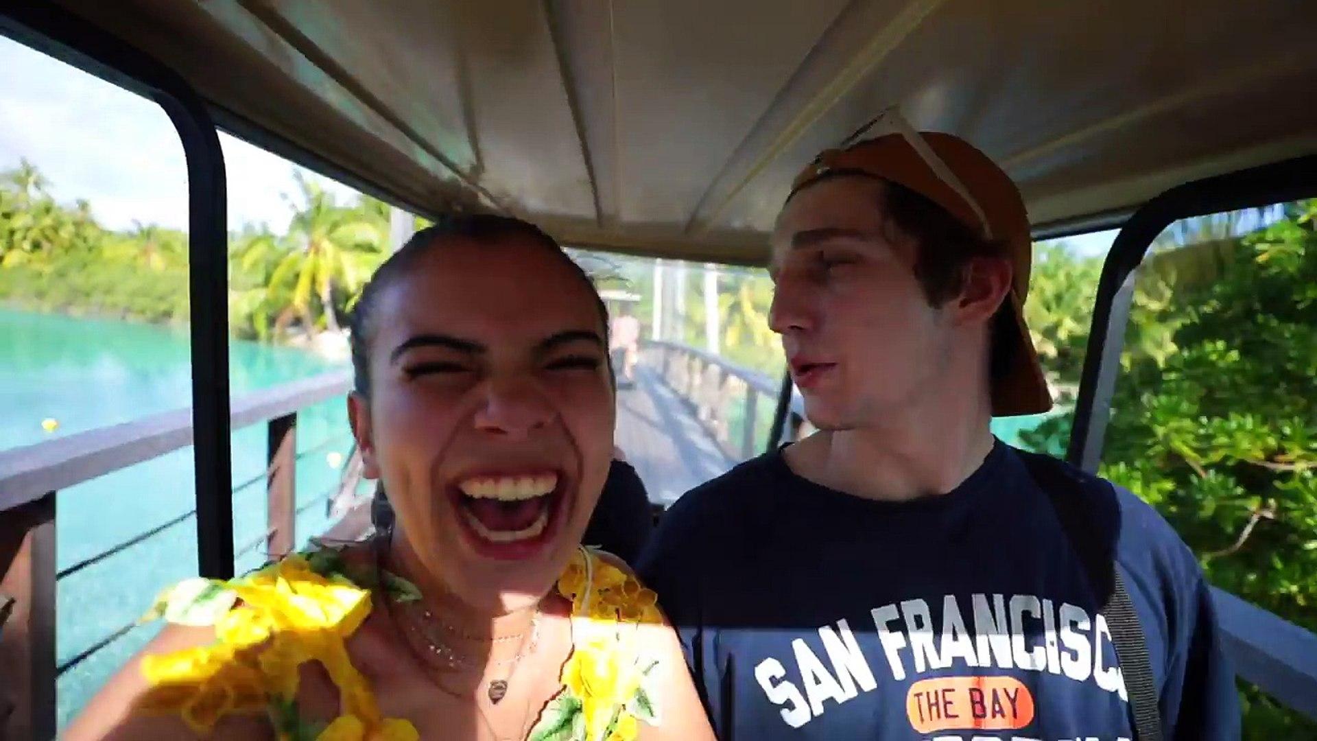 BORA BORA Over-Water Villa Tour! (This place is unreal)