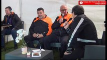 Coupe de France des Clubs de pétanque à Fréjus   : Interview de l'équipe d'Oléron Pétanque Elite après les tête-à-têtes
