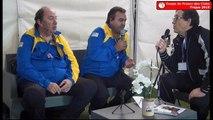 Coupe de France des Clubs de pétanque à Fréjus   : Interview de l'équipe de Bassens après les tête-à-tête