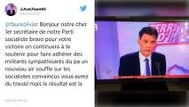 Parti socialiste. Stéphane Le Foll retire sa candidature, Olivier Faure devient Premier secrétaire.