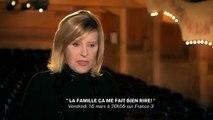 """""""La famille, ça me fait bien rire"""", le nouveau documentaire de Mireille Dumas, ce soir à 20h55 sur France 3. Découvrez u"""