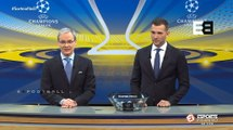 Sorteio Quartas de Final Champions League - Champions League Quater final Draw 2018