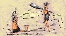 Bande Dessinée Adulte! L'homme et la Femme - 1 000 000 ans avant notre ère