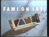 Fami suklaapatukka retro TV-mainos Fami on irti