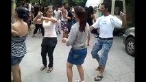 Eğlenceli Neşeli Sokak Düğünü Kabadan Kuchek