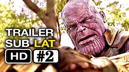 AVENGERS 3 INFINITY WAR | Trailer #2 SUBTITULADO en Español LATINO (HD)