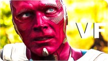 AVENGERS INFINITY WAR Bande Annonce VF (2018) Finale