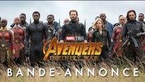 Avengers: Infinity War Marvel Bande Annonce #2 VOSTFR