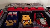 Review: Engine Sentai Go-Onger DX Attache Case