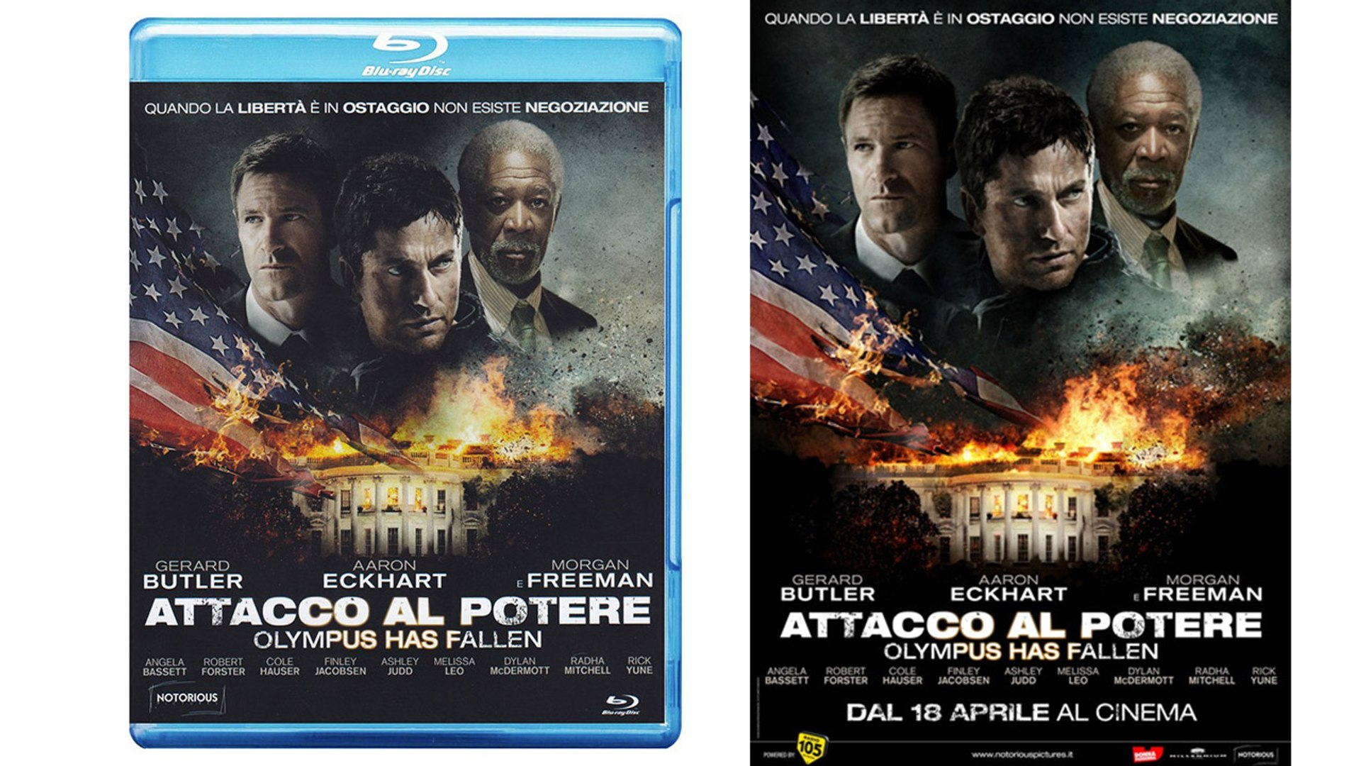 ATTACCO AL POTERE - OLYMPUS HAS FALLEN 2013 ITA Streaming - Video  Dailymotion