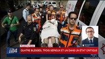 Cisjordanie: deux Israéliens tués dans un attentat à la voiture-bélier