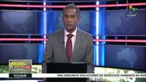 teleSUR Noticias: Repudian asesinato de concejal brasileña