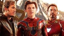 AVENGERS 3 Infinity War Bande Annonce Finale