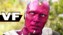 AVENGERS 3 INFINITY WAR Bande Annonce VF