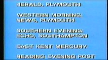 Sky Channel - Opening Theme Song Full Start of Day With Credits Incorporated LTD.