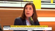 """Appel du FN à voter LR à Mayotte : """"Marine Le Pen est en train d'endiguer quelque chose qu'elle ne maîtrise plus"""", affirme la journaliste Soazig Quéméner"""