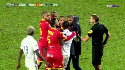 Ligue 2 : Deux coéquipiers en viennent aux mains !