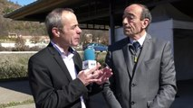 Alpes de Haute Provence : tour d'horizon avec le maire d'Aiglun
