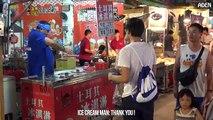 Turkish Ice Cream in Taiwan - 臺灣 - Sweet pranks