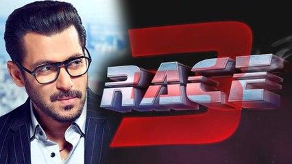 Salman Khan ने Twitter से Share किया Race 3 के Motion Logo का Video, देखकर आ जाएगा मजा