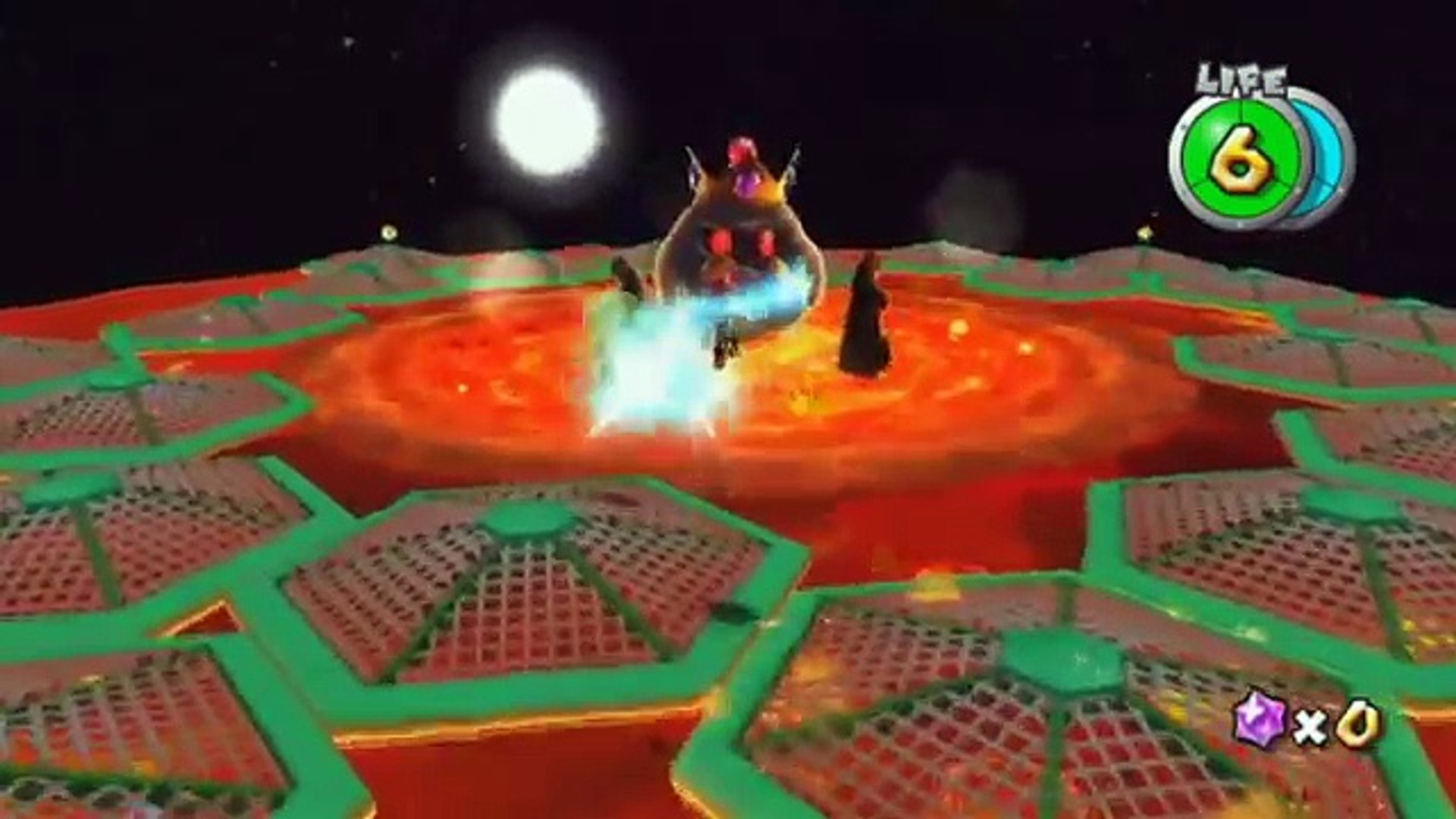 Top 10 Super Mario Galaxy Boss Fights!