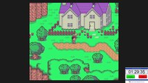 Earthbound Part 1 Boogie Tent - up to Titanic Ant - SNES Classic Olympics Speedrun
