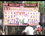 Who will save Bengaluru from flexes? - NEWS9