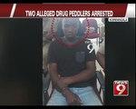 Cops seize 4 KG of marijuana - NEWS9