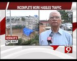 Hennur, will this flyover be complete-  NEWS9