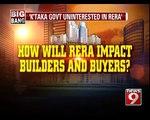 RERA Deadline Nears | Builders Cry Foul in Bengaluru - NEWS9