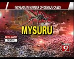 Karnataka Menaced by Dengue - NEWS9