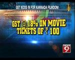 Sandalwood News: GST Kicks in For Kannada Filmdom - NEWS9
