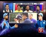 NEWS9 Discussion: 'Anil Kumble Scolded Us Like Children' - Virat Kohli